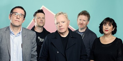New Order: 'There's no point in just staying together for the kids'