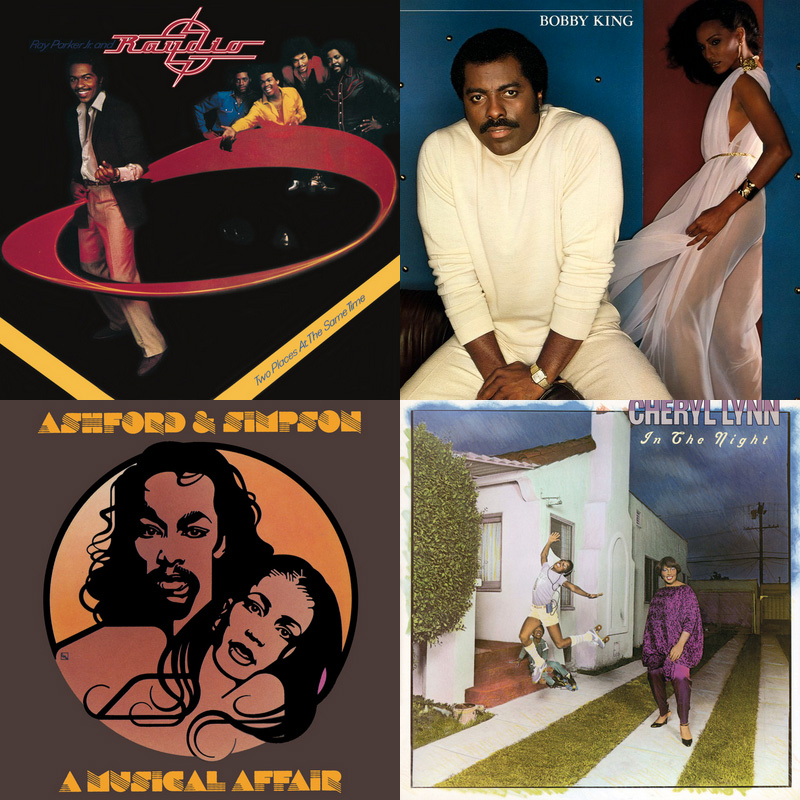 Old School R&B - Rare Grooves