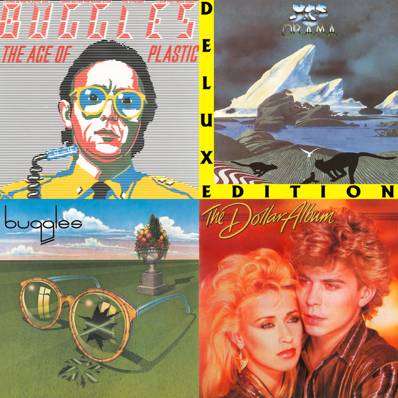 Produced By Trevor Horn – Chronological 1979-2015