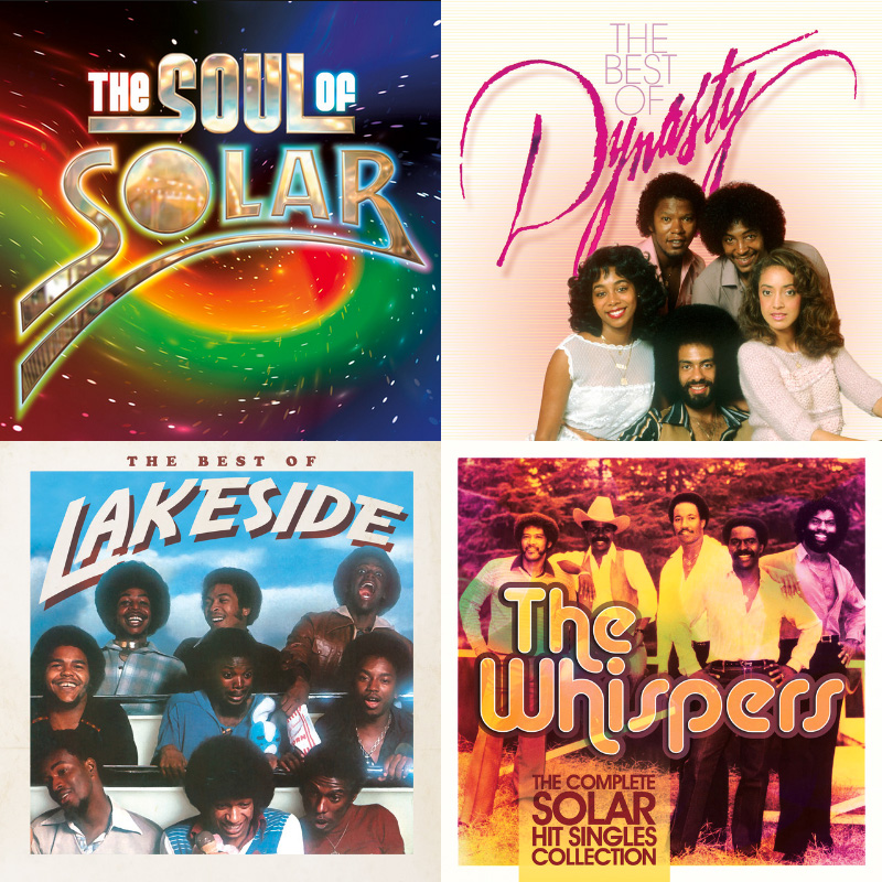 Solar – The Sound Of Los Angeles Records 1978-84
