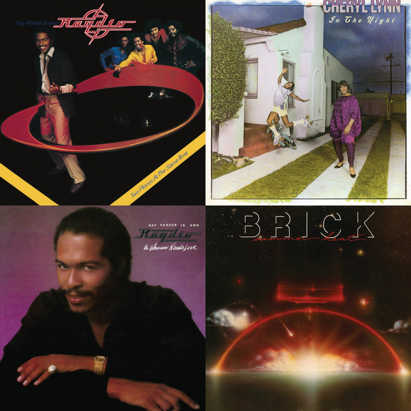 Produced by Ray Parker Jr