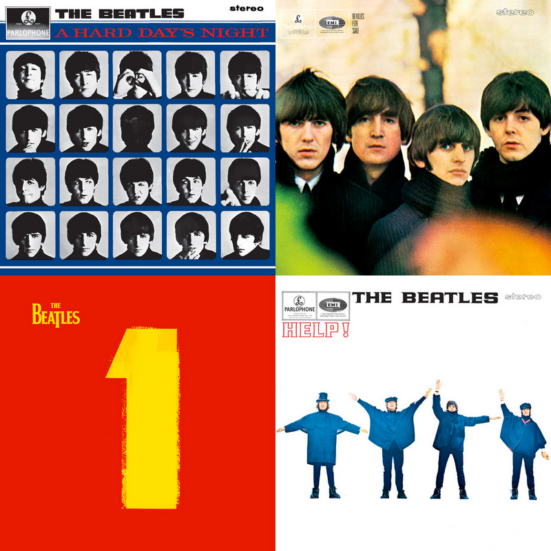 The Beatles - The Songs By John Lennon
