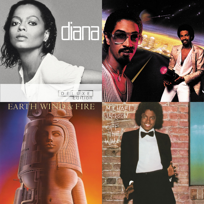 Discover Disco Funk! Vol 1 – The Hits
